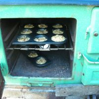 Wood Fire Oven Baking - Metters Bega No.2