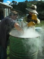 Cooking up some Sulphur Paste