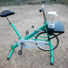 DIY Pedal Powered Blender