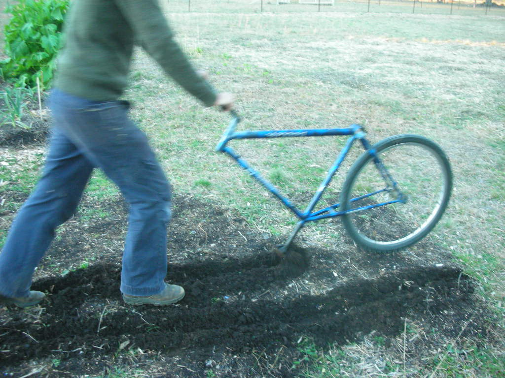 The Bicycle Cultivator Diy